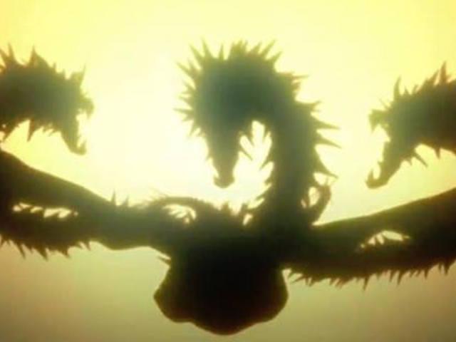 Godzilla halálosan unalmas csatája