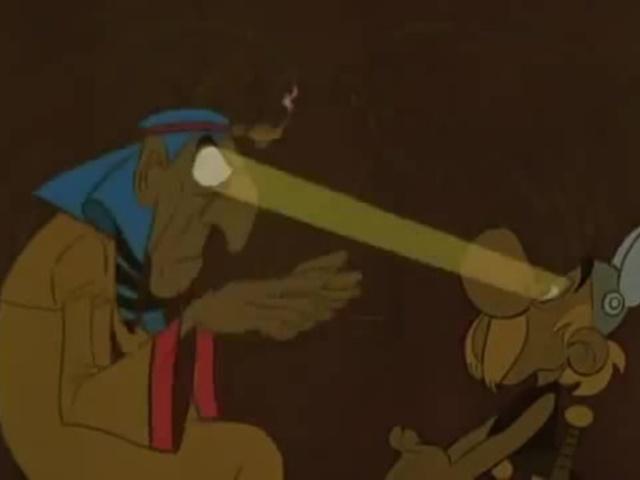 Asterix herkulesi megmérettetése: Asterix 12 próbája