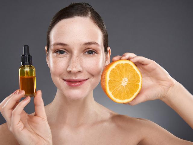 C-vitamin: ne csak edd, kend is magadra!