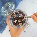 Áfonyás csokiparfé reggelire