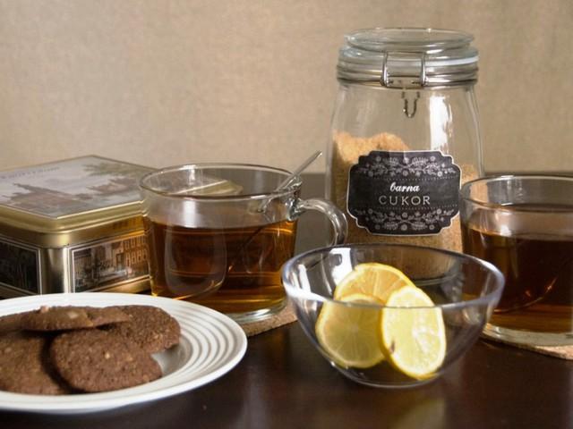 Ünnepváró diós-mandulás keksz Smarta konyhájából