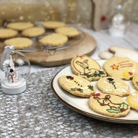 Citromos-gyömbéres vajas keksz - indulhat az adventi készülődés?