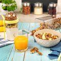 Házi diós-banános granola Smarta konyhájából