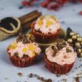Karácsonyi csokis-narancsos fitt muffin Smarta konyhájából – VIDEÓVAL!