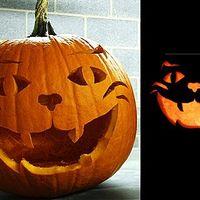 DIY Halloween-i készülődés - így készíts egyedi tök lámpást