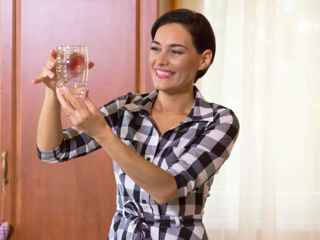 Mit iszik valójában Görög Zita?