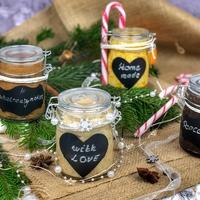 4 féle édes vajas tunkolós - gasztro ajándék ötlet az utolsó pillanatra