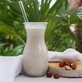 Törökmogyoróból tej és liszt házilag