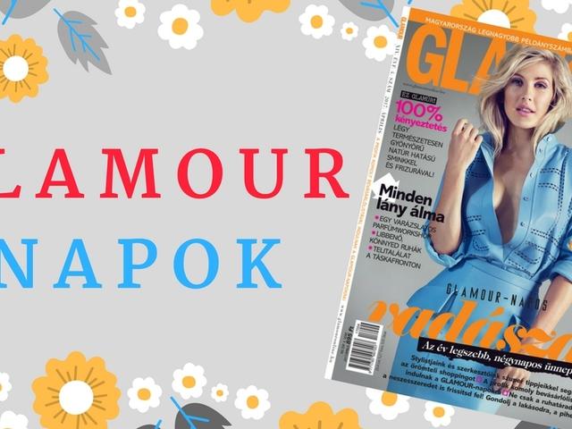 Glamour-napok 2017: Ezeket a kiskészülékeket ne hagyd ki!