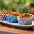 Tízórai ötlet: zöldséges muffin Smarta konyhájából