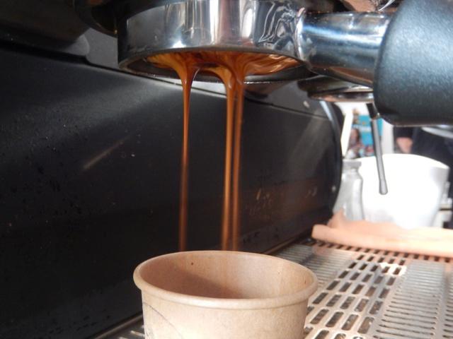 Kultúrbazár: kávé, latte art és alkohol a belvárosban