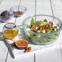 Fügés-diós-fetás őszi saláta Smarta konyhájából