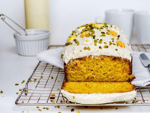 Egyszerű narancsos répatorta - húsvétváró recept