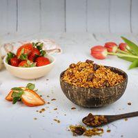 Epres-mandulás granola Smarta konyhájából