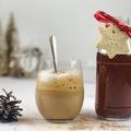 Lélekmelengető mézeskalács latte házilag