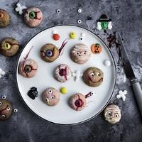 Ehető ZOMBI szemek Halloween-ra!