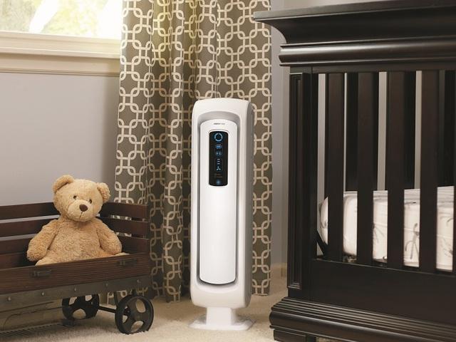 Miért nélkülözhetetlen egy légtisztító a gyermekszobában?