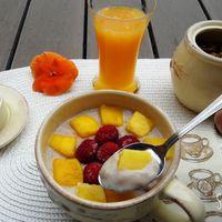 Gluténmentes reggeli kása hajdinából