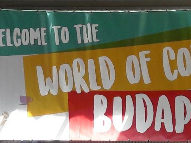 A világ legnagyobb kávés eseménye Budapesten
