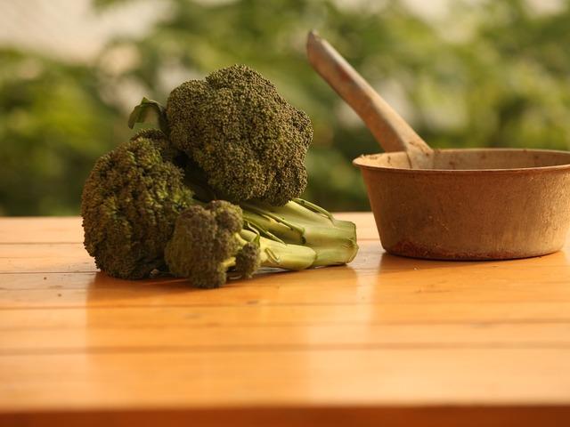 Tápláló brokkolikrémleves Smarta konyhájából