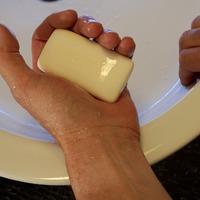 Tényleg fertőző a kemény szappan???