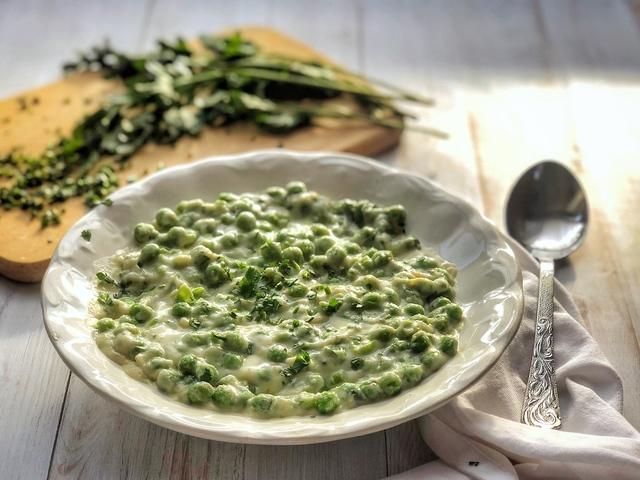 Mindenmentes zöldborsófőzelék Smarta konyhájából