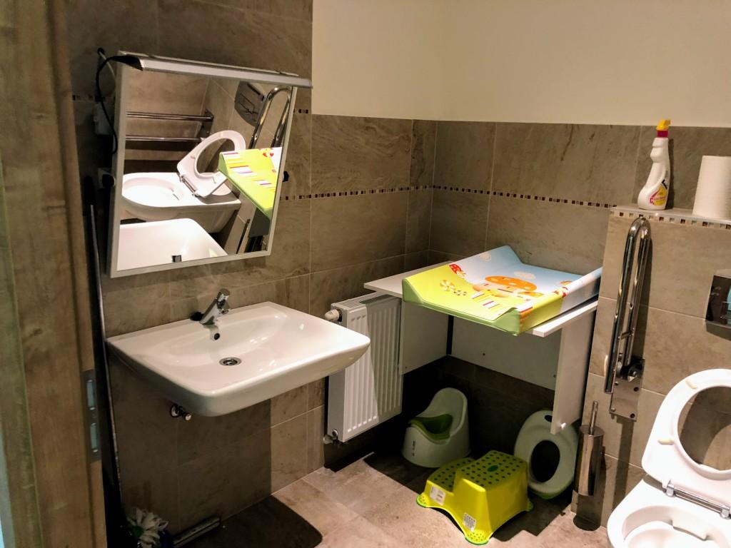 Welness gyerek mosdó