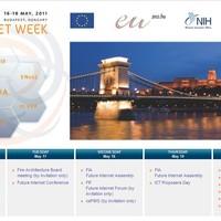 Future Internet Week májusban