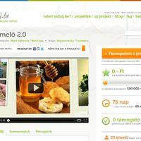 Megszületett a magyar Kickstarter, az Indulj.be