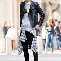 ◄ O U T F I T  2 0 1 4 .0 4 . 2 1. Toni & Guy Fashion Week Budapest I. outfit