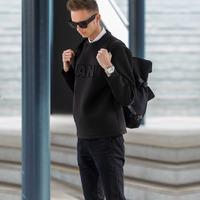◄ O U T F I T 2 0 1 4 . 1 1 . 1 7 .  ALEXANDER WANG x H&M outfit