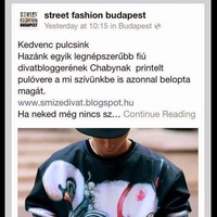 STREET FASHION BUDAPEST - FAV OUTFIT