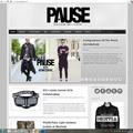 Interjú az angol PAUSE férfimagazinban