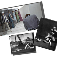 Az októberi fotózás története a Glamour magazinnál
