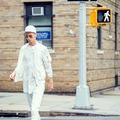 ◄ O U T F I T 2 0 1 4 .1 0 . 2 4 .  White on White / New York Fashion Week