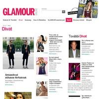 GLAMOUR MAGAZINE - INTERVIEW
