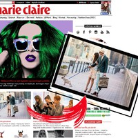 MARIE CLAIRE MAGAZINE- MY OUTFIT POST