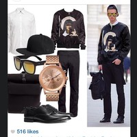 MEN'S FASHION REVIEW PAGE- MY STREET STYLE PHOTO