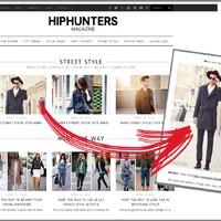 HIPHUNTERS MAGAZINE - MEN'S STREET STYLE