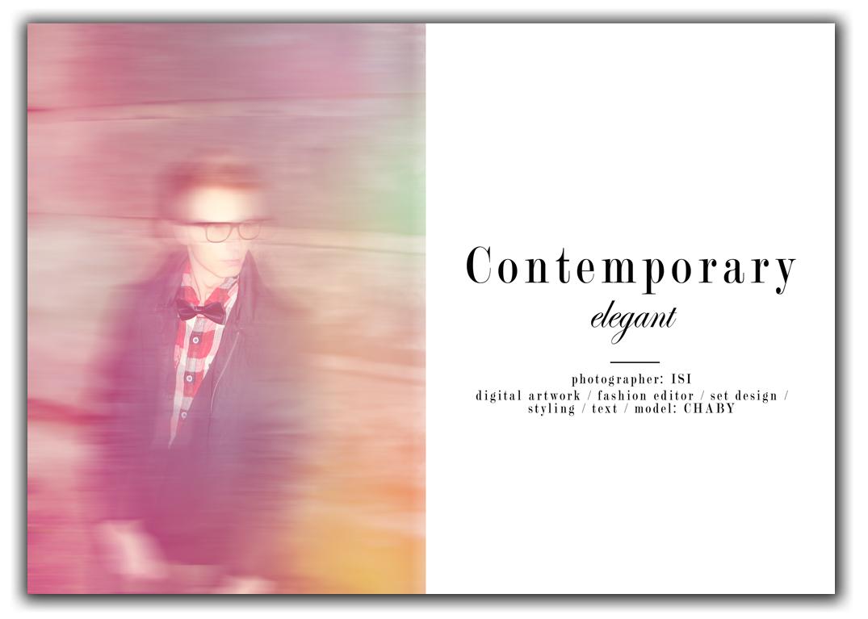 ...CONTEMPORARY ELEGANT