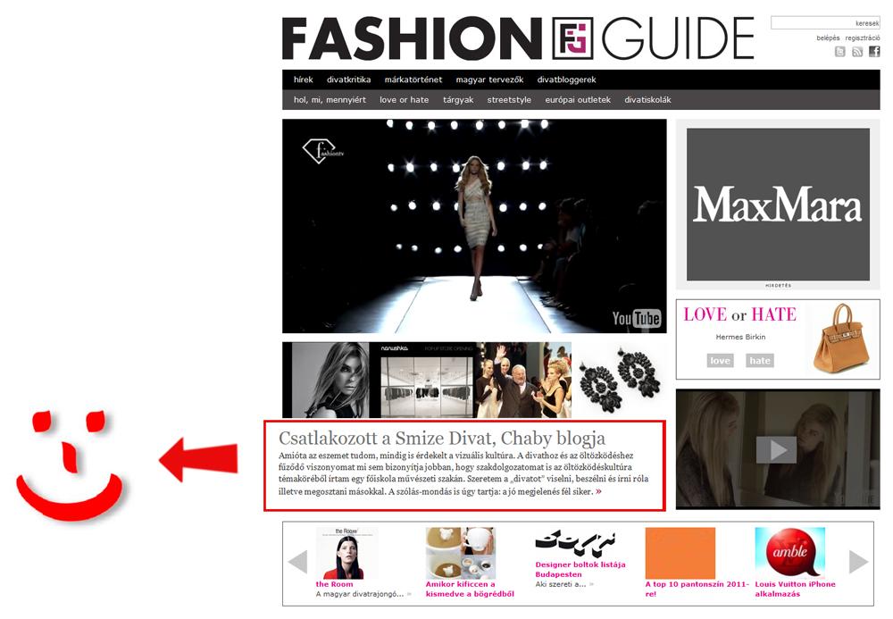 Fashion Guide & SmizeDivat
