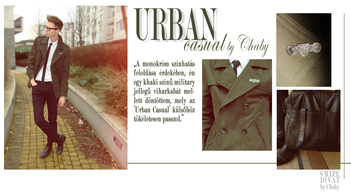 Urban Casual by Chaby