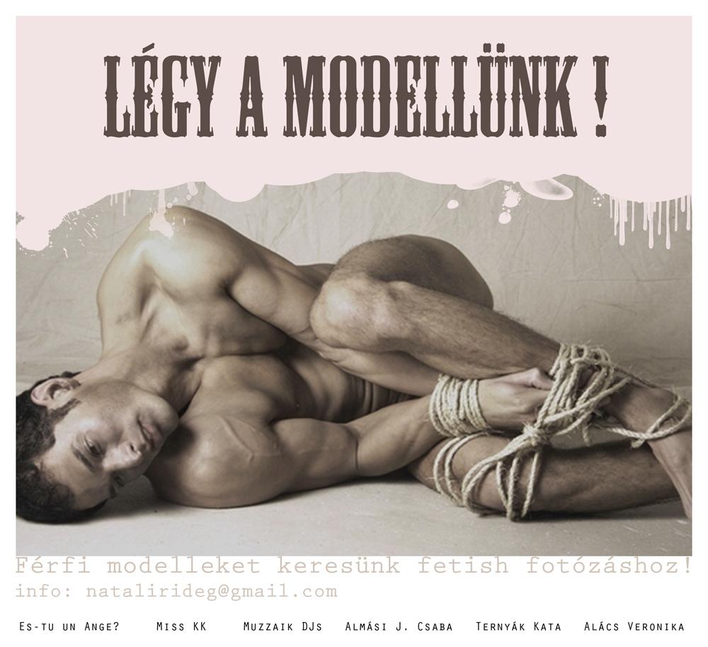 Légy modell!!!