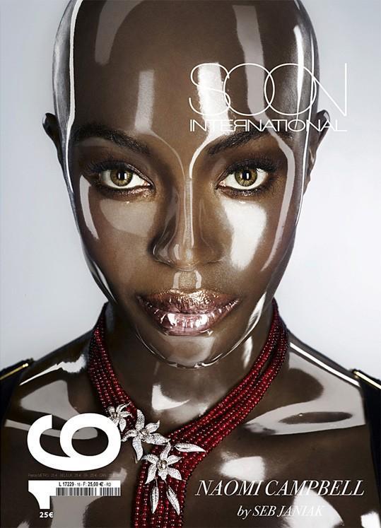Naomi Campbell, ahogy Seb Janiak látja