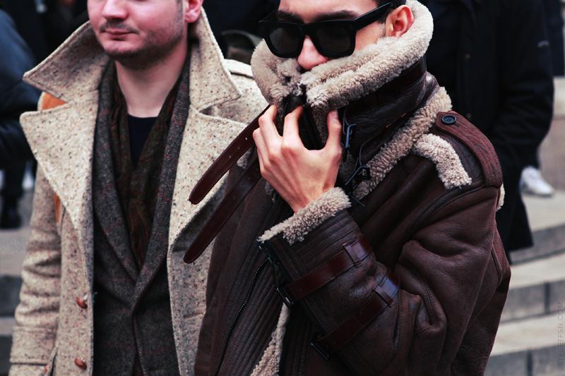 Férfias szettek télen, avagy mit hordunk hűvös napokon!