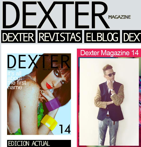 Már a virtuális polcokon a legújabb Dexter magazin!