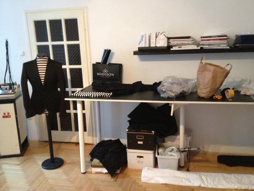 A Sandor Lakatos showroom mostantól elérhető az Andrássy úton