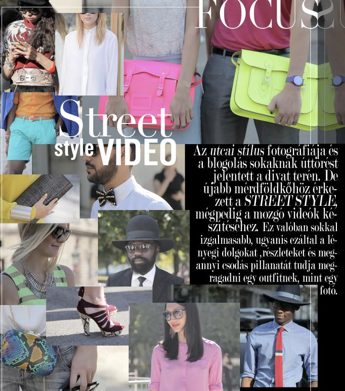 STREET STYLE  VIDEO