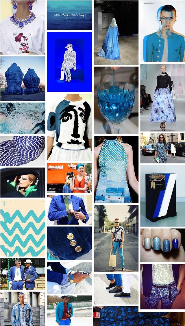 Jéghideg kékség