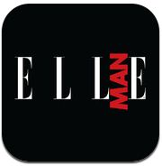 Új iPad férfimagazin -ELLE MAN